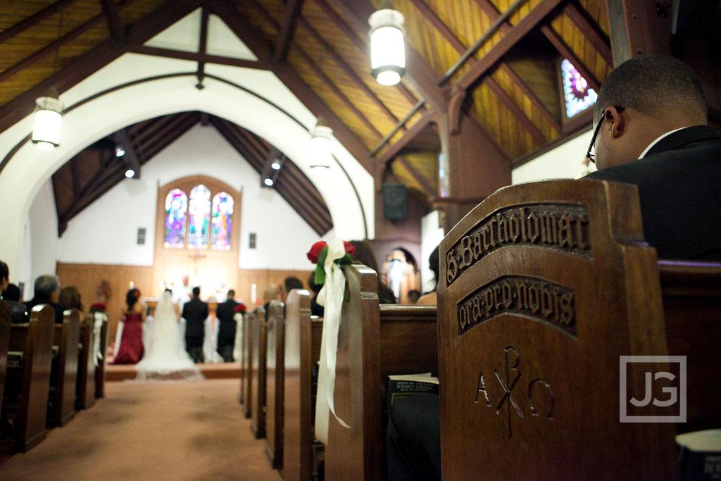 Long Beach Church Wedding
