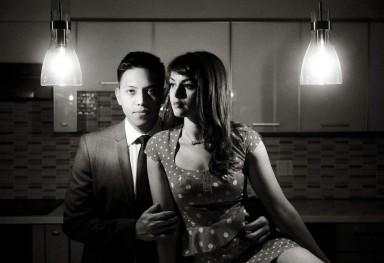 Leslie Ann + Reggie   Engagement Shoot