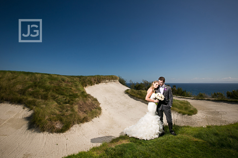 Trump Golf Course Wedding Photos
