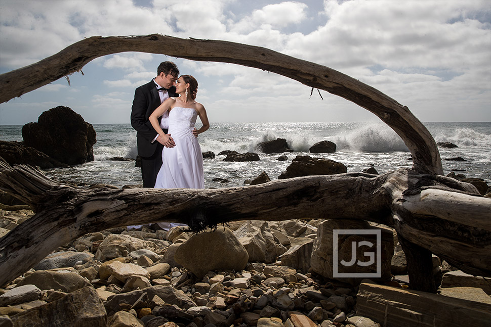 Palos Verdes Wedding Photography Abalone Cove